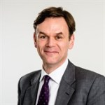 Portrait photograph of Alistair Kinley, Director of Policy & Government Affairs